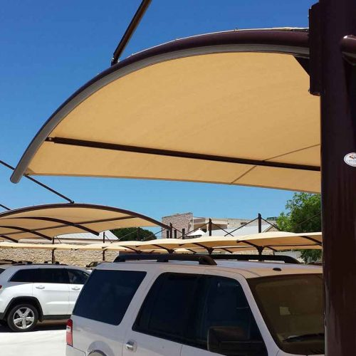 photo of Ocean shade structure