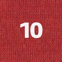 10. Cherry Red