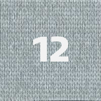 12. Steel Grey