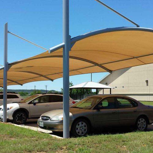 photo of Ocean™ shade structure