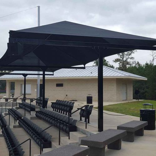 photo of Egypt shade structure