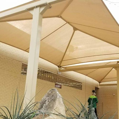 photo of Giza shade structure