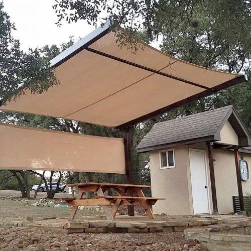 photo of Horizon Full shade structure