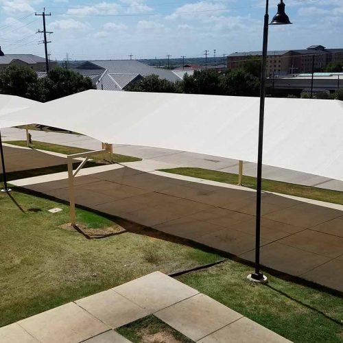 photo of Maya Supra shade structure