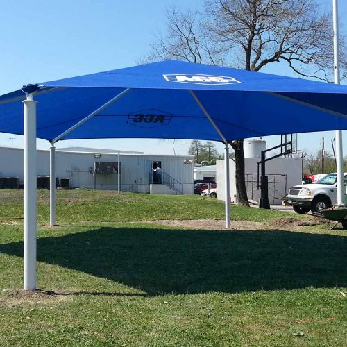 photo of Star™ shade structure