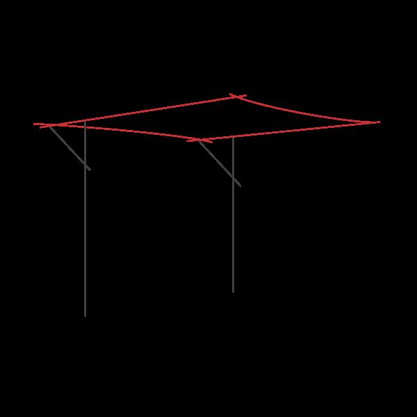 Horizon diagram