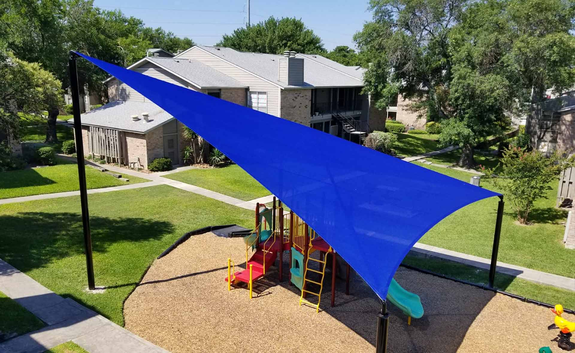 Tensile structure by Tensoshade™